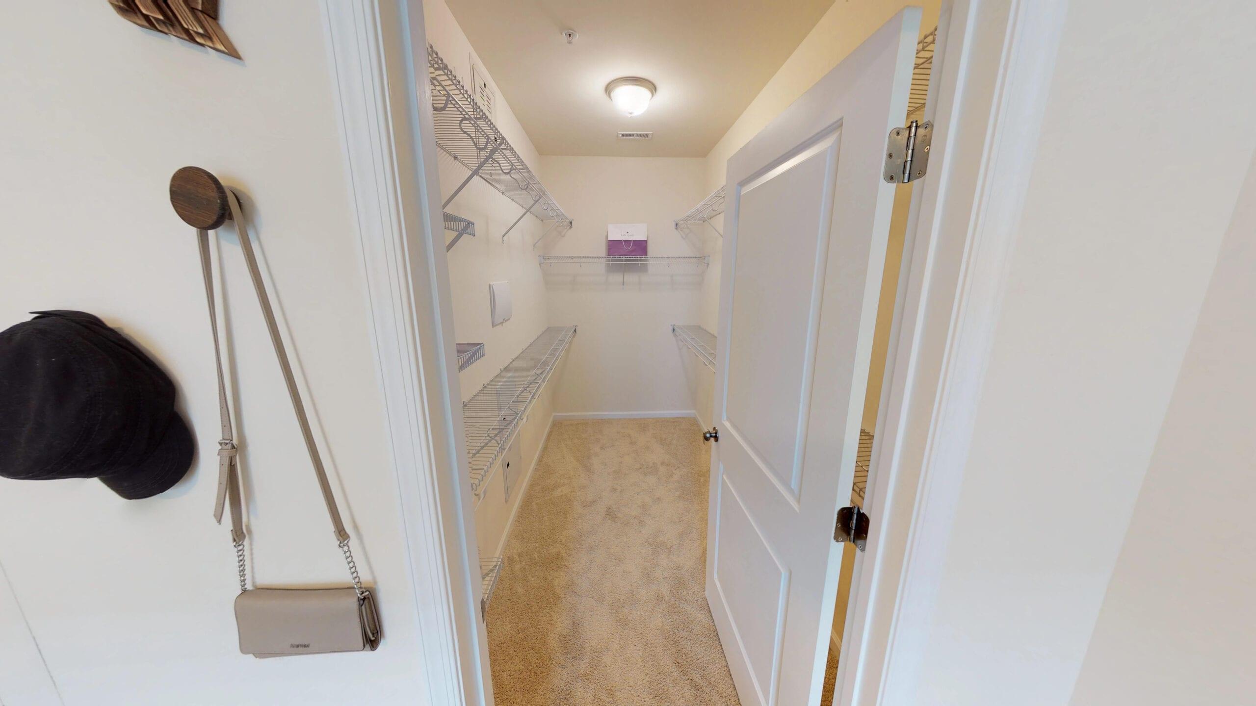 A3 One Bedroom Floor Plan